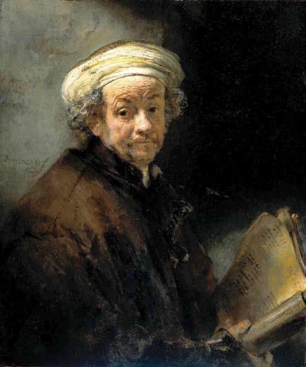 Rembrandt_self-portrait